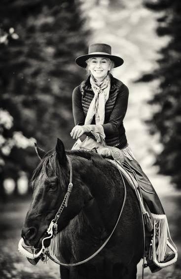 Sandra Wallop Canyon Ranch Big Horn Wyoming