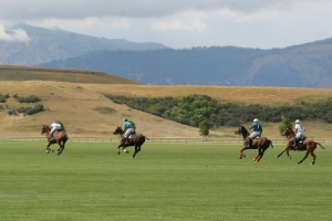 Flying H Polo Club Big Horn Wyoming